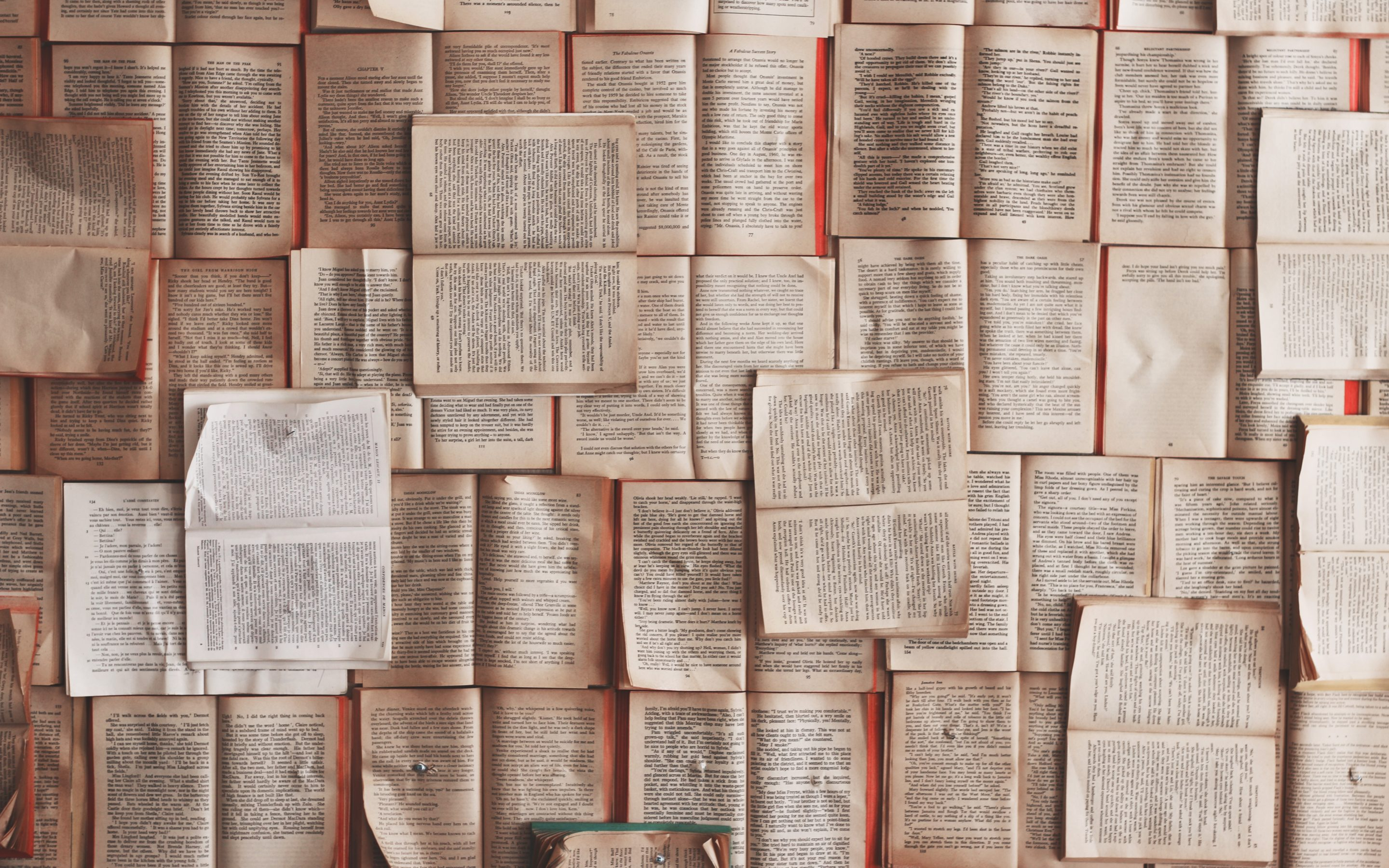 The Best Book Openings of All Time